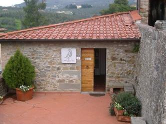 Leonardian library, Tuscany