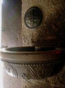 Baptismal Font -- Vigoleno