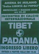 Tibet vs. Padania